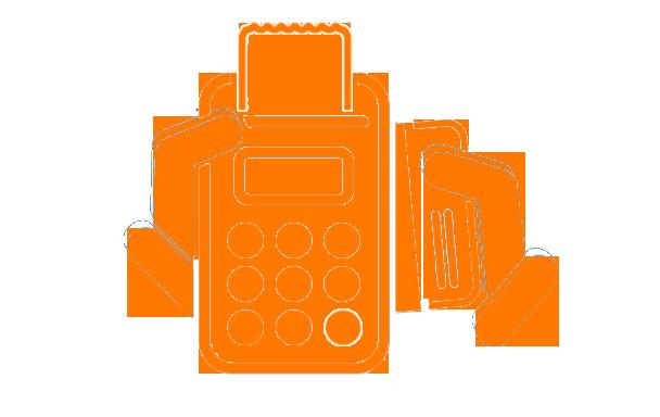 Сервисы по приему банковских карт