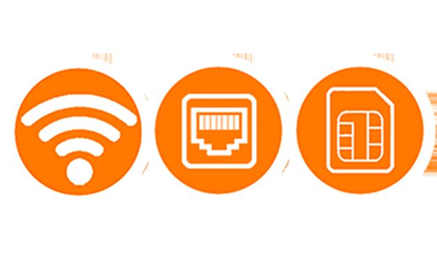 У кассы ЭВОТОР различные каналы передачи данных в ОФД